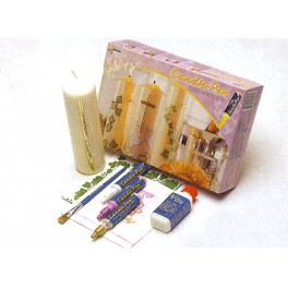 Kit Candle-pen ''Just married''