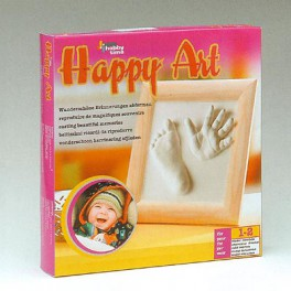 Kit empreinte Happy art