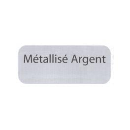 Métalisé Argent