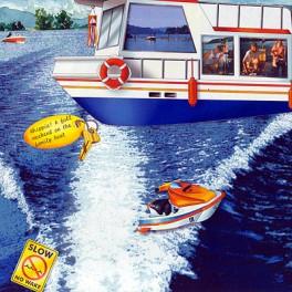 Kit scrapbooking thème nautique