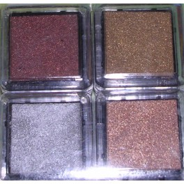 Tampons encreurs or/argent/bronze