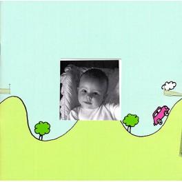 Mini album naissance paysage