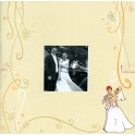 Mini album mariage romantique
