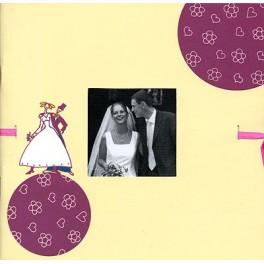 Mini album mariage In love